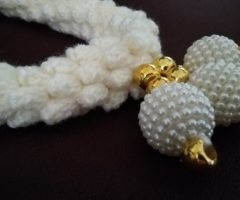 How to Crochet a Jasmine Flower Garland – Easy Pattern for Beginners