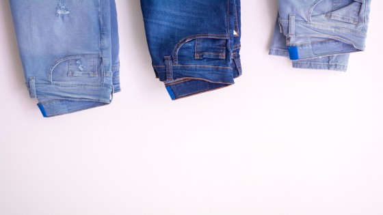 DIY Idea | Creative Recycling : Easy way to turn Old Jean into TIC TAC TOE Game